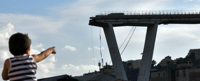 Ponte Morandi: il popolo muore, le élite si arricchiscono