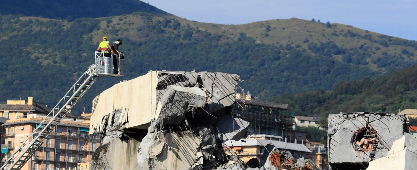 """Ponte Morandi, dalla Guardia di finanza ai pm di Genova """"una lista con 60 nomi"""""""