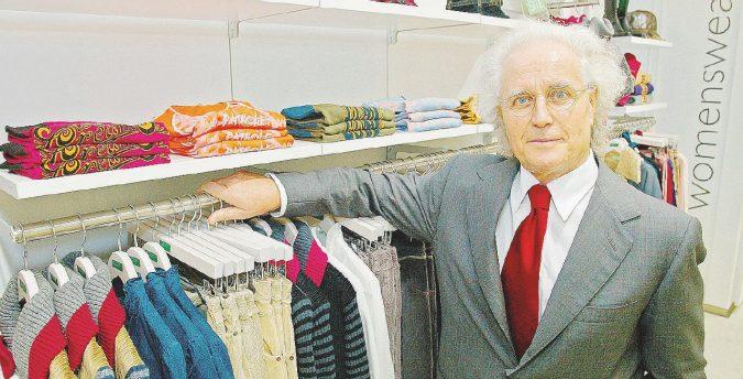 Meglio la rendita che il business dell'abbigliamento