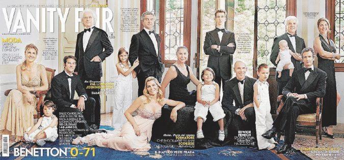"""""""Benetton chi?"""". Il gruppo sparisce da giornali e tv"""