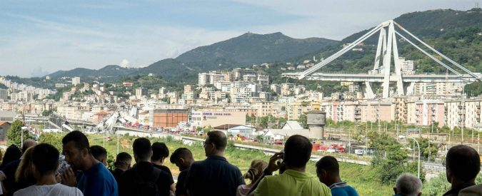 Ponte Morandi, sulle concessioni nessuno si chiede cosa pensano gli italiani