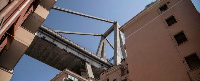 Sul ponte crollato c'era un immigrato venditore ambulante che ballava il tip tap!