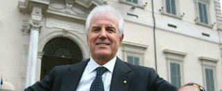 """Ponte Morandi, Gilberto Benetton: """"Il nostro silenzio dopo la tragedia? Per noi è segno di rispetto"""""""