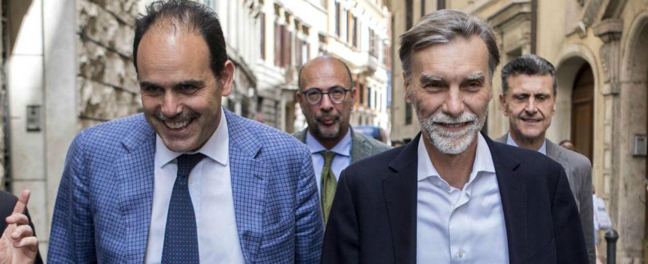 """Genova, Pd: """"Toninelli riferisca in Senato. Revoca concessione? Anac, Consob e Antitrust indaghino su governo"""""""