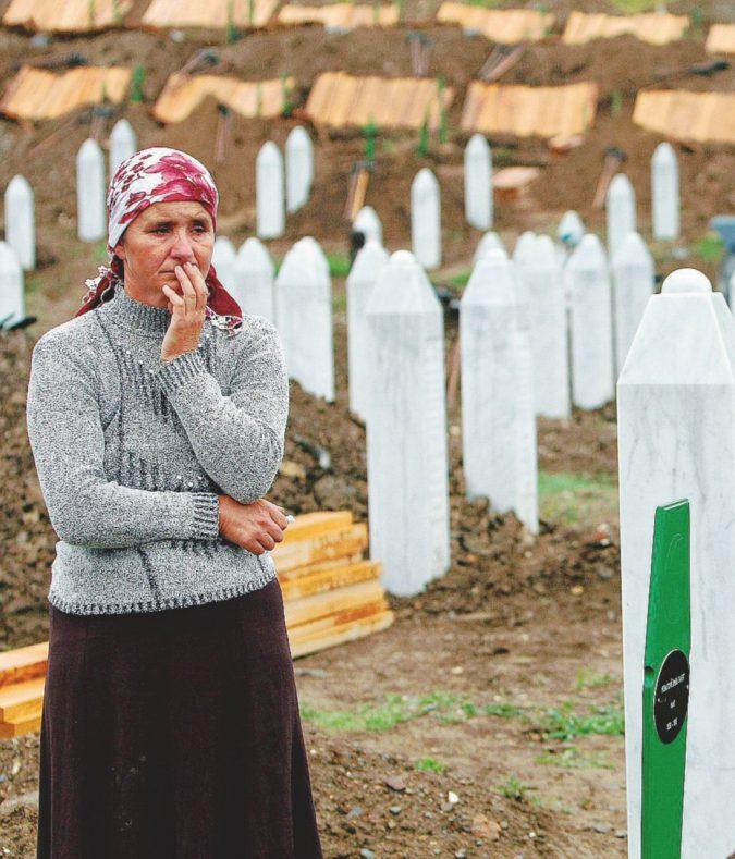 Srebrenica non fu genocidio: alla faccia di 8.000 vittime