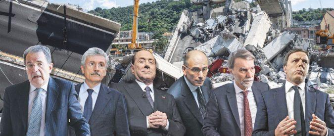 Così la politica ha regalato le autostrade ai Benetton. Ecco chi è stato