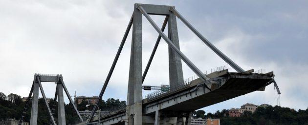 """Ponte Morandi, il procuratore Cozzi: """"Lo Stato ha abdicato a"""