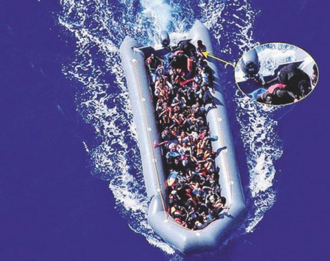 Sul gommone in 61: si muove Malta. La Diciotti resta ferma a Lampedusa