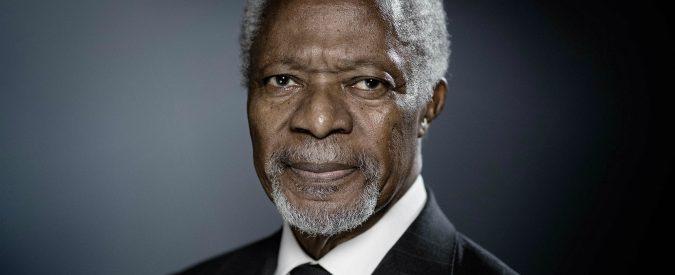 Kofi Annan, un diplomatico aristocratico