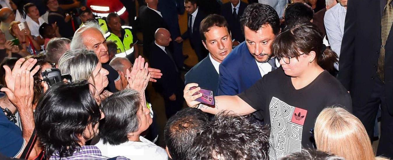 Ponte Morandi: no, cari Salvini e Di Maio, non si fa propaganda a un funerale