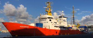 Aquarius, inviarla a Valencia costò 290mila euro di fondi Ue. Che potrebbe chiederli indietro