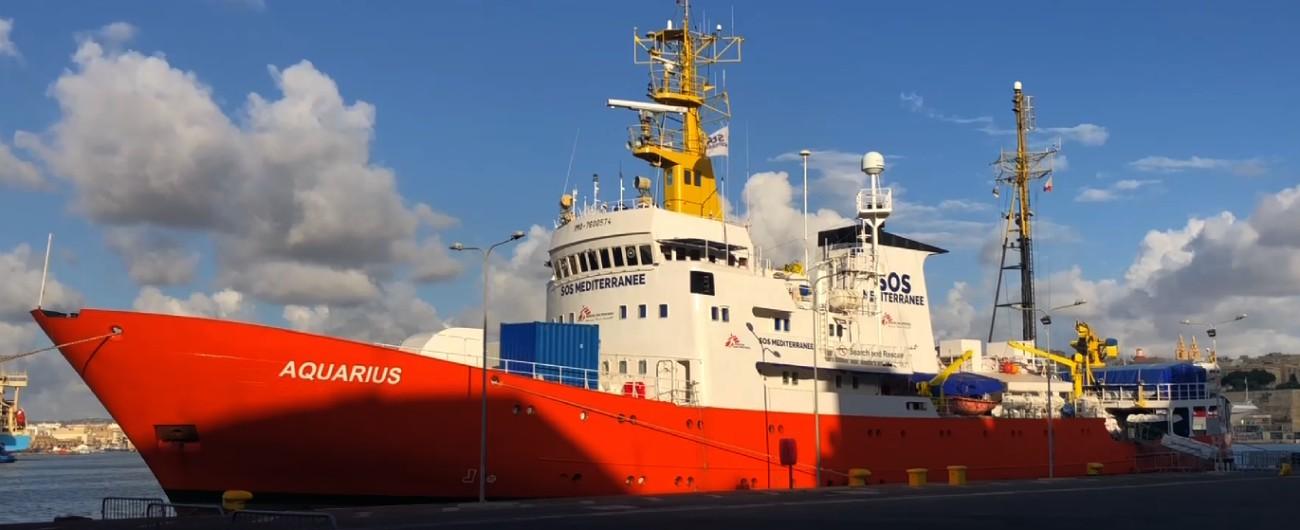"""Aquarius, Manconi: """"Dissequestrata la nave"""". Ma la procura di Catania: """"Mai sequestrata, sbloccati solo 200mila euro"""""""