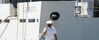 Diciotti, nave Guardia costiera da 4 giorni in mare con 177 migranti. Farnesina chiede intervento Ue