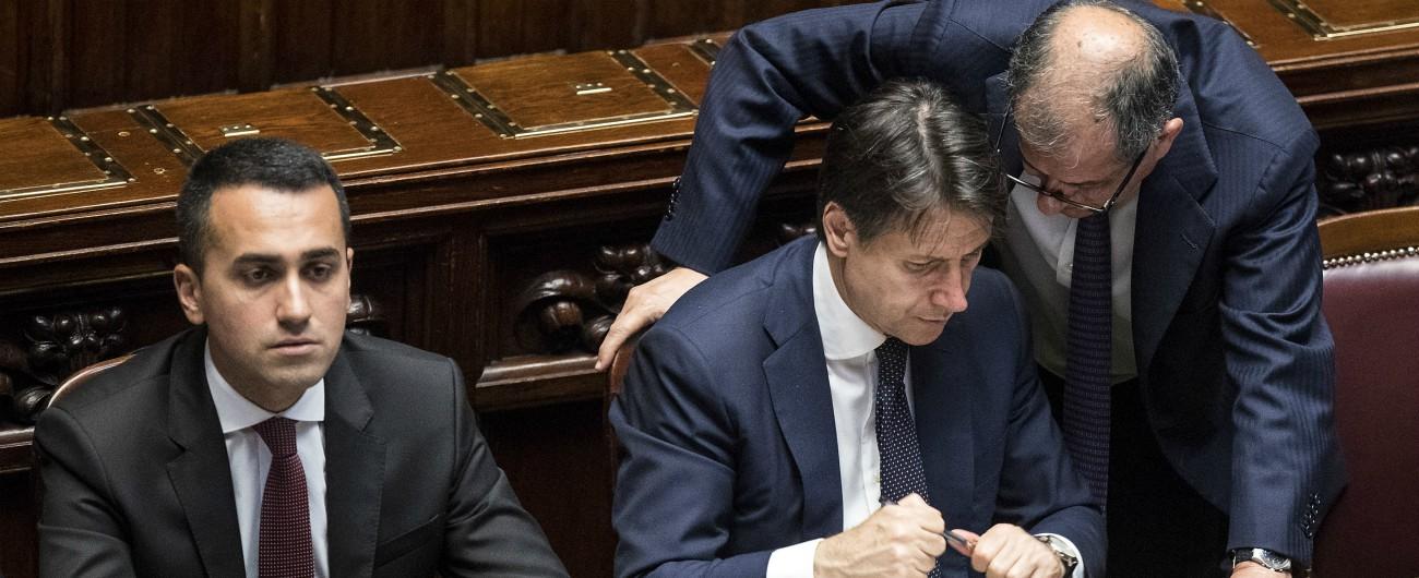 """Legge di bilancio, """"intesa M5s-Lega per arrivare al 2,4% di rapporto deficit-Pil"""". Sfida decisiva in un vertice a Palazzo Chigi"""