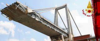 """Ponte Morandi, tecnico del Ministero: """"Concause dietro al crollo"""". Fu lui a certificare a febbraio l'usura degli stralli"""