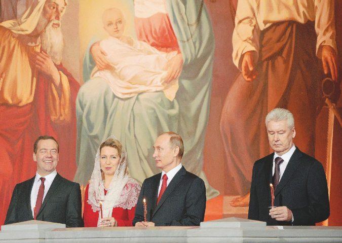 """Il glaciale """"caudillo"""" russo non molla Mosca e Putin"""