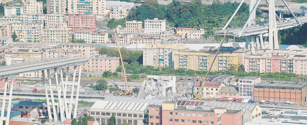 Ponte Morandi, ora i tecnici indagano sui lavori di Autostrade