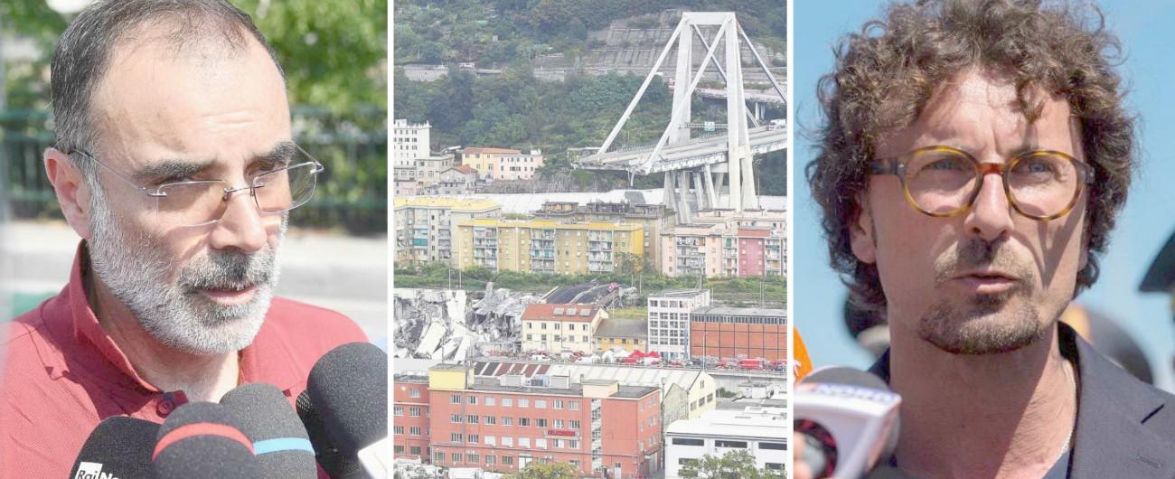"""Ponte Morandi, ministero Infrastrutture al Fatto.it: """"Valutiamo sostituzione del presidente della Commissione ispettiva"""""""