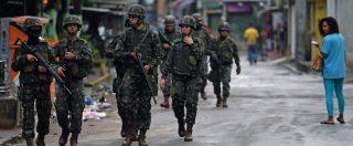 Brasile, la guerra civile di Rio de Janeiro: 3.479 omicidi in cinque mesi. L'esercito ne ha ammazzati 738. Uno ogni 6 ore