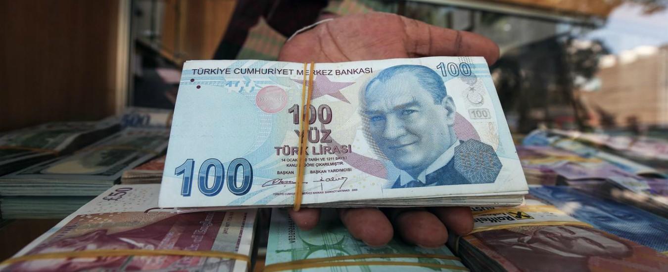 Il crollo della lira turca sia da monito per i sovranisti di casa nostra