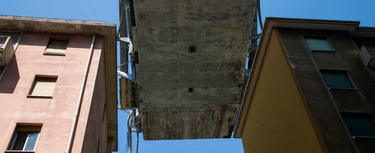 Genova. Varie concause per il crollo del ponte