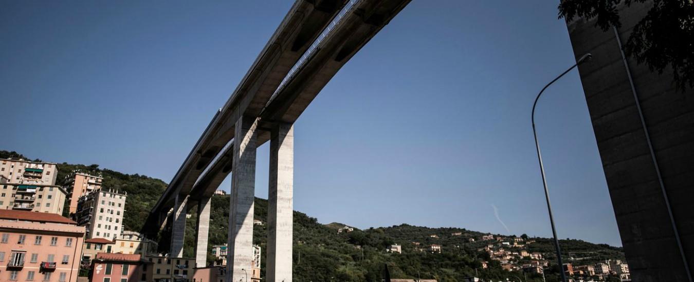 Ponte Morandi, nuove acquisizioni: squadra Mobile Genova in uffici Cesi