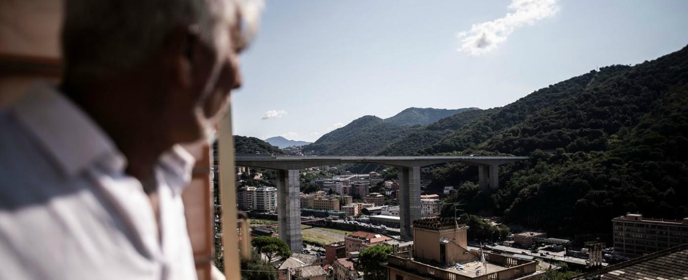 Ponte Morandi, 'Ma quando fabbricavano come fui così assente!'
