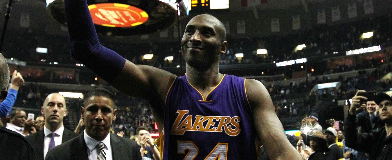Kobe Bryant, il mito dei Lakers compie 40 anni: numeri e record del Black Mamba