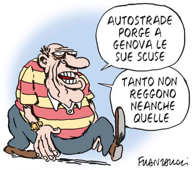 La vignetta di Franzaroli