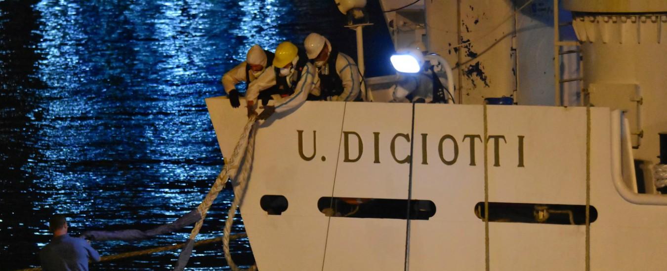 Nave Diciotti, i marò e 'l'arroganza di uno Stato straniero': bella la propaganda, eh?