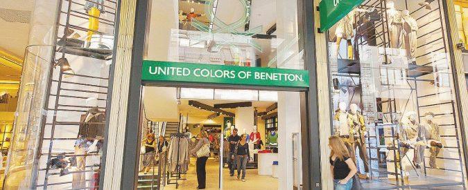 I colori sbiaditi dei Benetton: maglie e finanza non tirano più