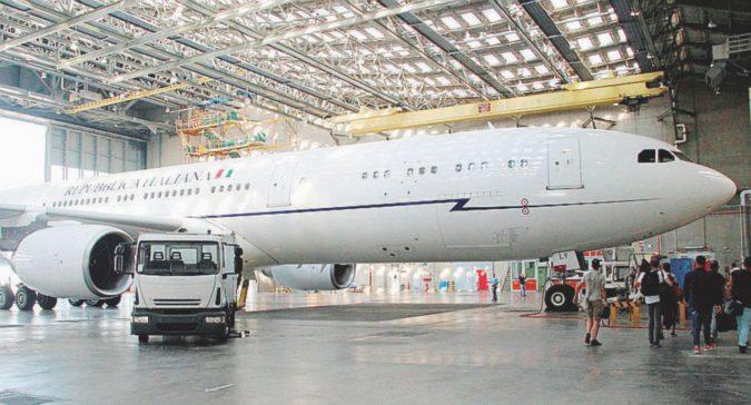 Alitalia è pronta a rescindere il leasing
