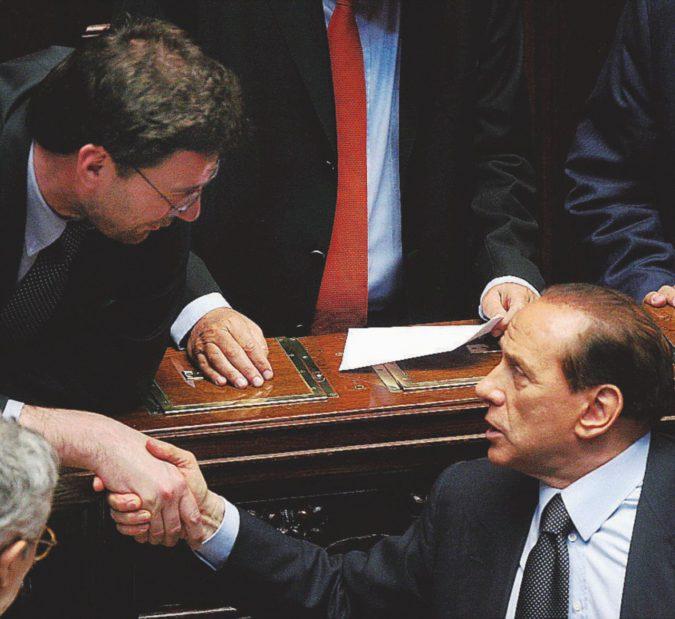 Giorgetti parla di tv: panico a casa Mediaset (e non solo)