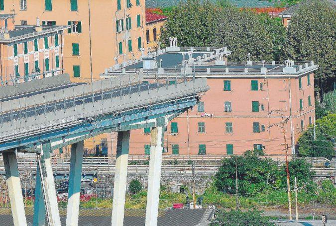 """Nel 2011 Autostrade scriveva: """"Il Ponte rischia l'inagibilità"""""""