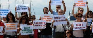 """Nave Diciotti, secondo giorno di proteste in porto. Ci sono le coop dell'accoglienza: """"Situazione inumana e illegittima"""""""