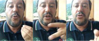 """Nave Diciotti, Salvini: """"Vogliono processarmi? Facciano pure"""". Poi attacca Fico: """"Il ministro dell'Interno sono io"""""""