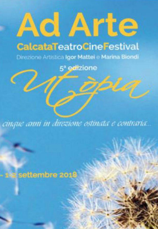 Festival Adarte, arriva la quinta edizione: spettacoli teatrali e proiezioni cinematografiche nel borgo di Calcata