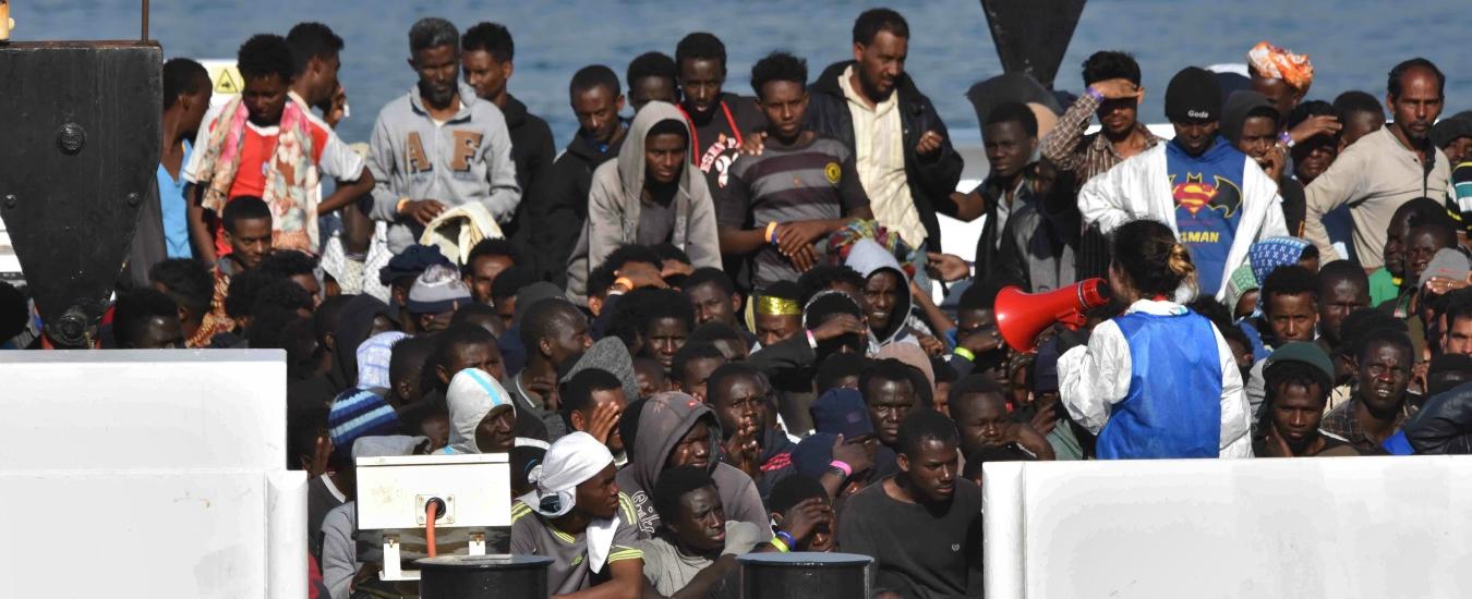 Diciotti, su quella nave sono bloccati 150 migranti. Ma per l'Europa è un problema tutto italiano