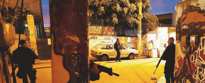 Politica, estorsioni e pallottole: favelas, territorio dei paramilitari