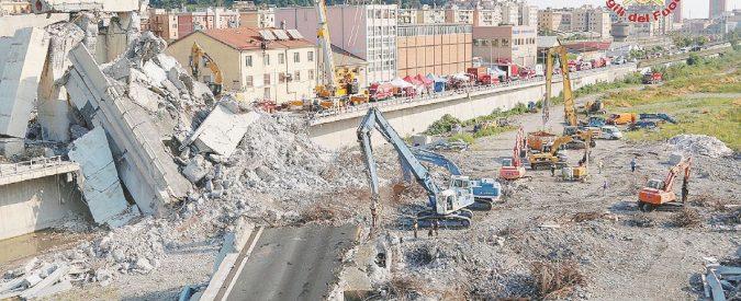 Ponte Morandi, la Finanza da Autostrade: almeno 10 avvisi di garanzia in vista