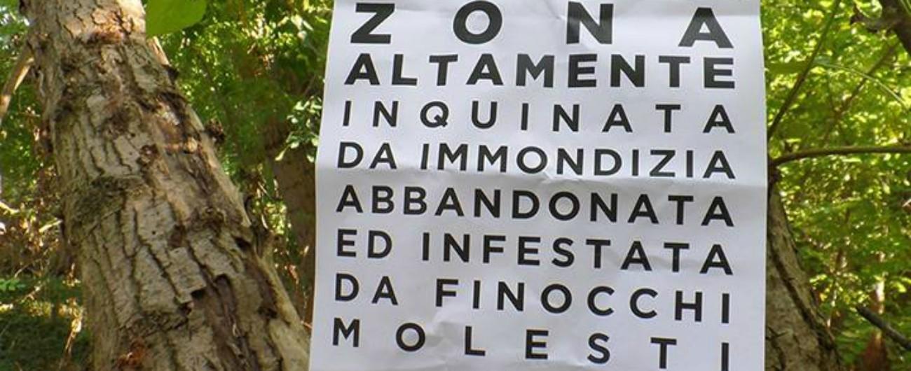 """Verona, volantino omofobo: """"Zona infestata da finocchi"""". La denuncia delle associazioni gay: """"Clima d'intolleranza"""""""
