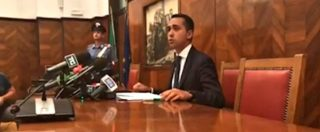 """Ilva, Di Maio: """"Commesso delitto perfetto. Mittal sempre stata in buona fede, colpa è dello Stato"""""""
