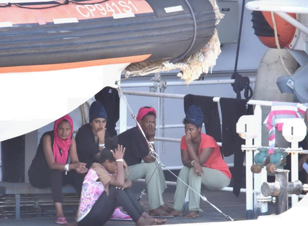 Nave Diciotti: la chiesa ospiterà gran parte dei migranti