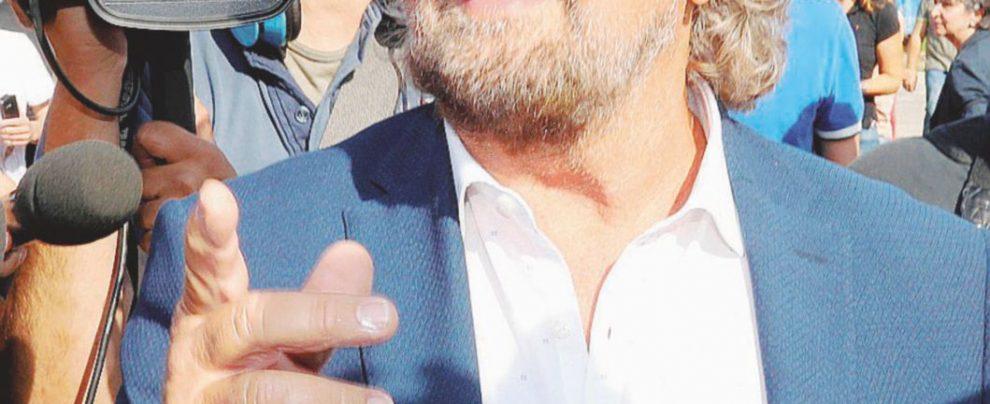 """La lettera di Beppe Grillo al Fatto Quotidiano: """"Che strana opposizione scomparsa tra le lobby"""""""
