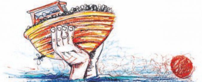 Il capitano del pattugliatore nuovo obiettivo di CasaPound