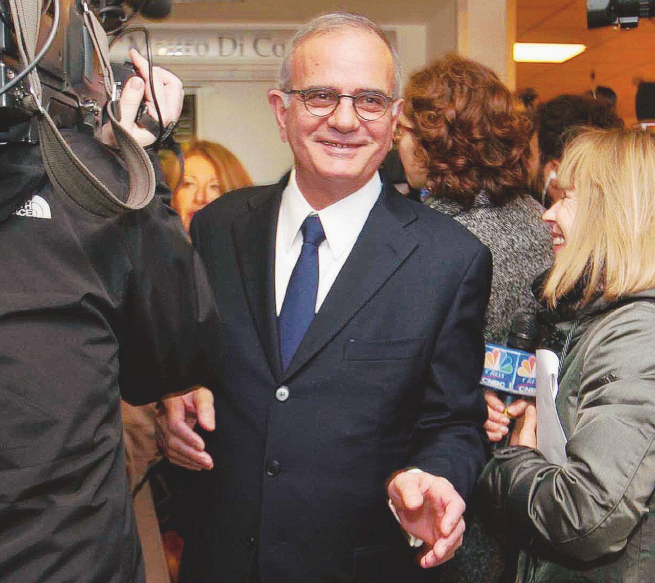Attilio Befera, prima indaga sui Benetton per faccende tributarie. Poi diventa un loro manager