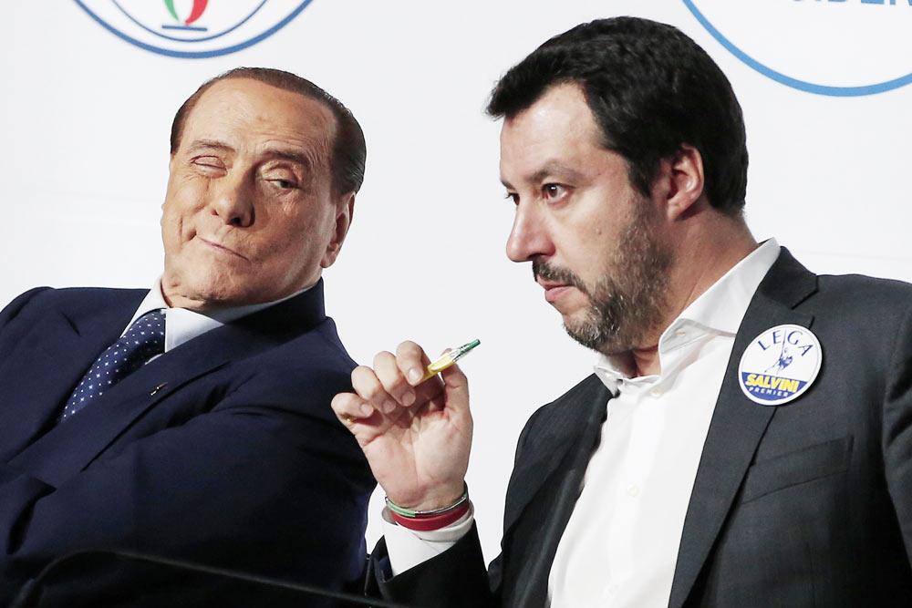 Sul Fatto del 27 agosto – B. torna con Salvini contro i pm. Intanto gli sbarchi continuano