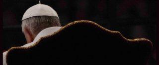 """Caso Viganò, Papa Francesco risponde con il Vangelo: """"Contro lo scandalo la verità è mite, la verità è silenziosa"""""""