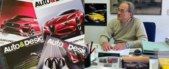 Fulvio Cinti, è morto un maestro del design. Se ne è andato un amico