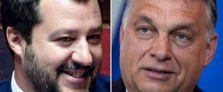 Orban,  Salvini e il futuro del Ppe: insieme a Bruxelles per spostare Ue verso destra
